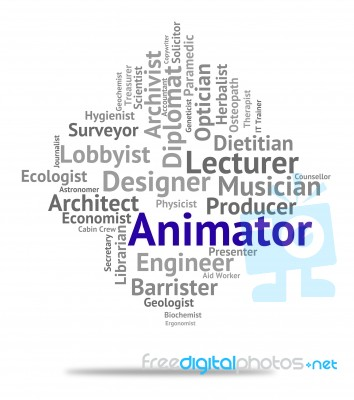 Job Description For Animator - Atarprod.Info