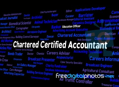 certified accountant