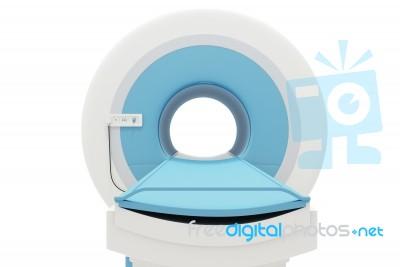 image of ct scan machine