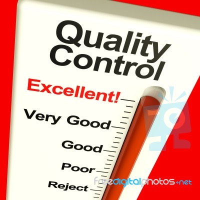 4c23f5c1eb2 Excellent Quality Control Monitor Stock Image - Royalty Free Image ...