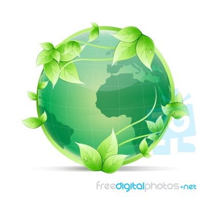 Green World Stock Image Royalty Free Image Id 10041555