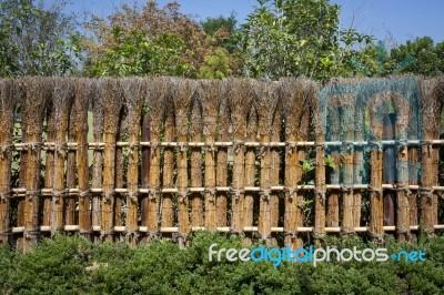 Japanese Fence Design