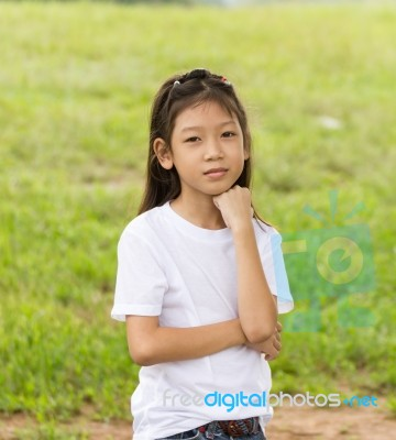 portrait of asian young girl stock photo royalty free image id