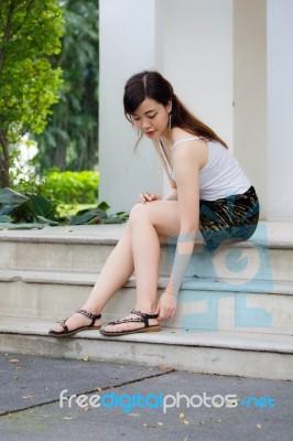 Thai legs sexy long