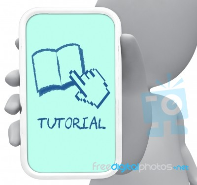 Tutorial Online Represents Internet Learning 3d Rendering