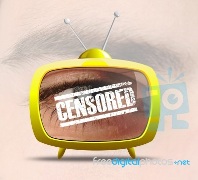 violence should be censored in television