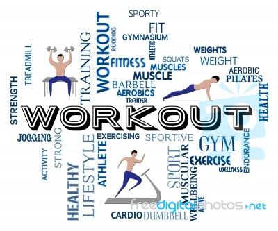 get a fitness class